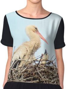 Have you got any fish mum? Chiffon Top