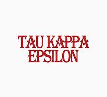 Tau Kappa Epsilon in Text Unisex T-Shirt