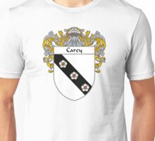 Carey Coat of Arms/Family Crest Unisex T-Shirt