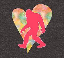 Bigfoot Heart Women's Relaxed Fit T-Shirt