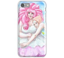 Steven Universe, Rose and Pearl, bittersweet symphonie iPhone Case/Skin