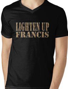 LIGHTEN UP FRANCIS - desert camo Mens V-Neck T-Shirt