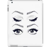 Four eyes iPad Case/Skin