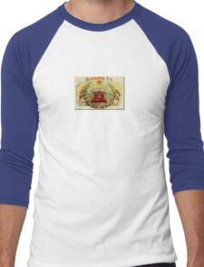 Mason's Binding Tie Men's Baseball ¾ T-Shirt