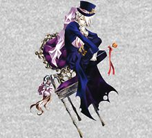 The Mad Hatter (Pandora Hearts) Unisex T-Shirt