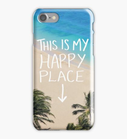 Happy Place iPhone Case/Skin