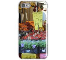 Venice Fruit Stand iPhone Case/Skin