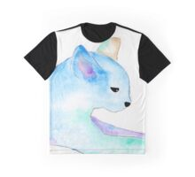 Dream Cat Graphic T-Shirt