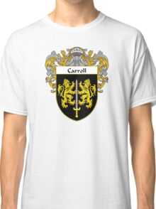 Carroll Coat of Arms/Family Crest Classic T-Shirt