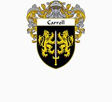Carroll Coat of Arms/Family Crest Unisex T-Shirt