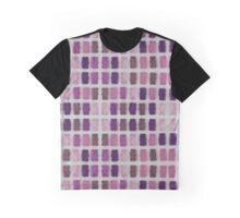 Gummy Bear Purple Graphic T-Shirt