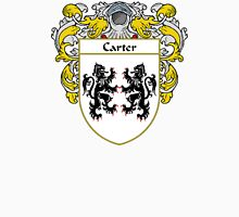 Carter Coat of Arms/Family Crest Unisex T-Shirt