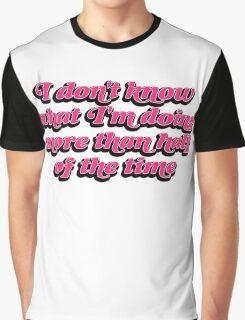 Lady Dynamite Graphic T-Shirt