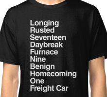 Trigger [white] Classic T-Shirt