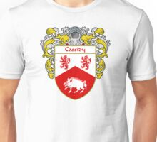 Cassidy Coat of Arms/Family Crest Unisex T-Shirt