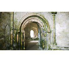 Monastery Doorway  Photographic Print