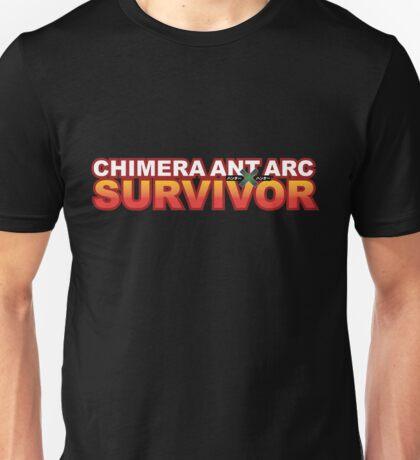 Chimera Ant Arc Survivor Unisex T-Shirt