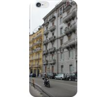 Naples Vespa on the Street iPhone Case/Skin