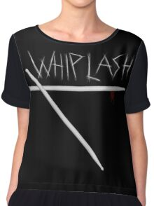 Whiplash Chiffon Top