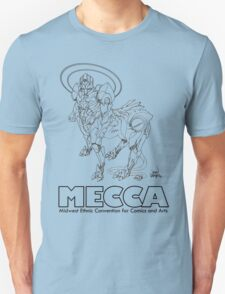 MERKABA MECHA, meccacon T-Shirt