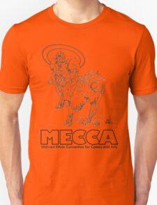 MERKABA MECHA, meccacon Unisex T-Shirt