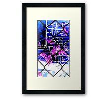 for Sun Ra Framed Print