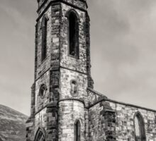 Dunlewey Church of Ireland Sticker