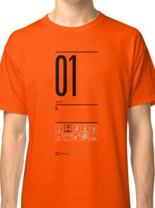 TEST 01 Classic T-Shirt