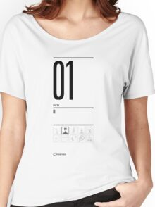 TEST 01 Women's Relaxed Fit T-Shirt