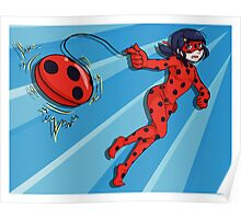 The Adventures of Miraculous Ladybug! Poster