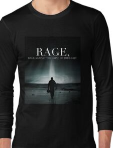 Interstellar - Rage Against the Dying of the Light Long Sleeve T-Shirt