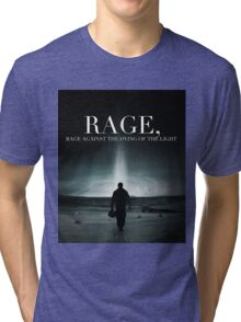 Interstellar - Rage Against the Dying of the Light Tri-blend T-Shirt