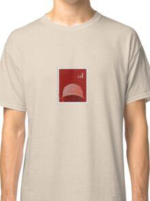 Skepta Konnichiwa Tour Album Cover Stamp Logo Classic T-Shirt