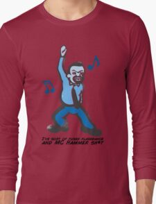 David Brent - The Office - Dance Long Sleeve T-Shirt