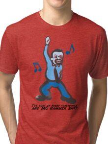 David Brent - The Office - Dance Tri-blend T-Shirt