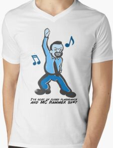 David Brent - The Office - Dance Mens V-Neck T-Shirt