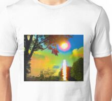 Unexpected painting sunset  007 24 05 Unisex T-Shirt