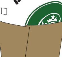 Becky's Coffee Sticker