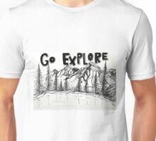 Go Explore Unisex T-Shirt