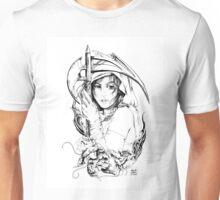 Lady Death Ink Unisex T-Shirt
