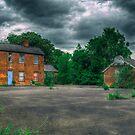 The Old Schoolyard  by Nigel Bangert