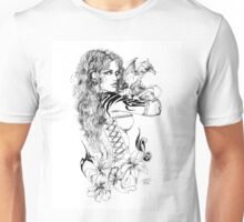 Dragon Teacher Ink Unisex T-Shirt