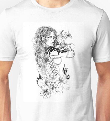 Dragon Teacher Ink Unisex T-Shirt