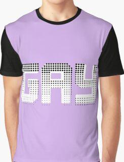 GAY Graphic T-Shirt