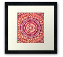 Mandala 049 Framed Print