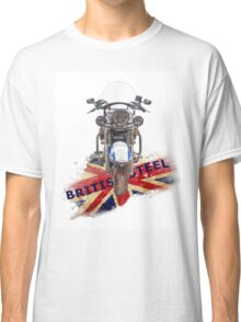 British Steel - Triumph Thunderbird LT Classic T-Shirt