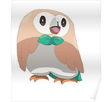 Rowlet Poster