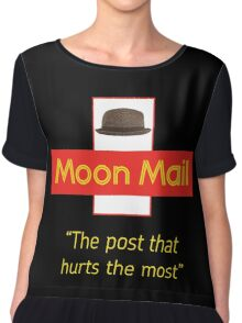 The Mighty Boosh – Moon Mail Service Chiffon Top