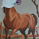 Undercover Horse Goes Undercover by David Irvine