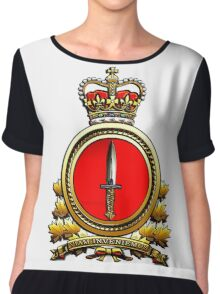 Special Operations Forces (Canadian) Command Badge Chiffon Top